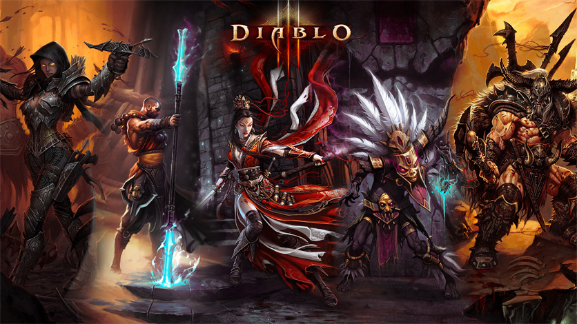 Diablo 3 thumbnail